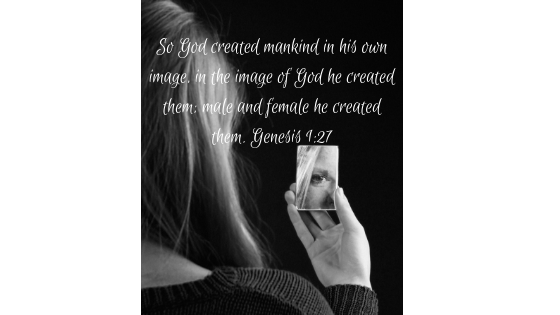 So God created mankind in his own image, in the image of God he created them; male and female he created them.